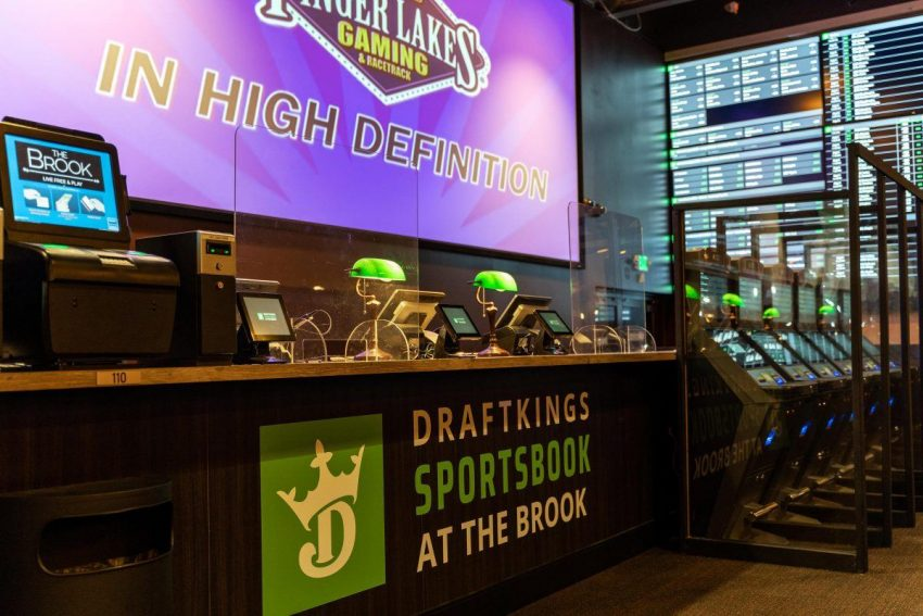 US sportsbook DraftKings makes a $20 billion offer for Entain