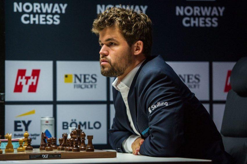 Norway Chess odds Magnus Carlsen