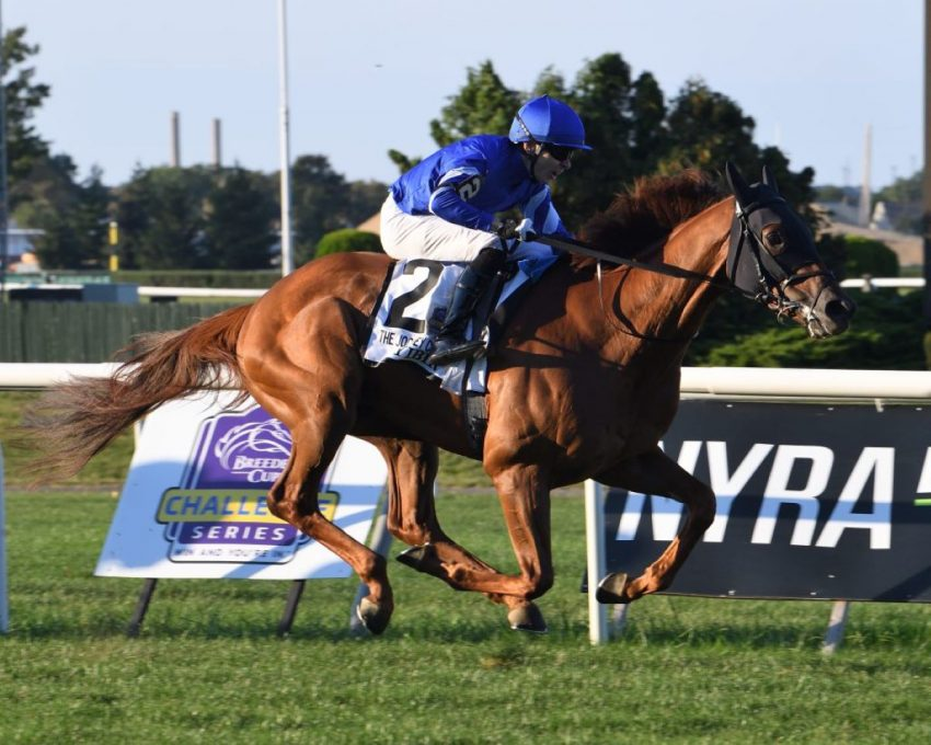 Yibir-Jockey Club Derby
